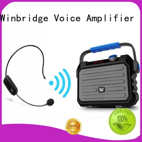 uhf karaoke microphone with speaker company for dance