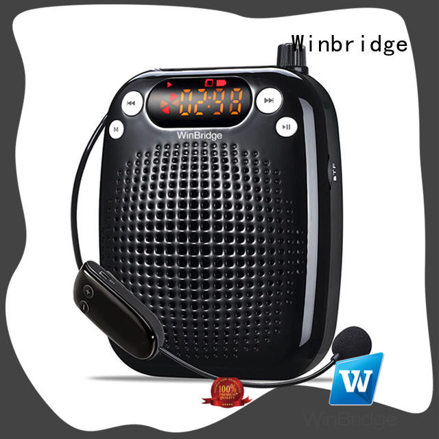 rechargeable best voice amplifier for teachers with waistband for sale