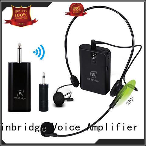 hidden wireless microphone wholesale for speech Winbridge