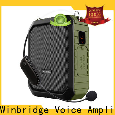 waterproof voice amplification devices for busniess for teacher