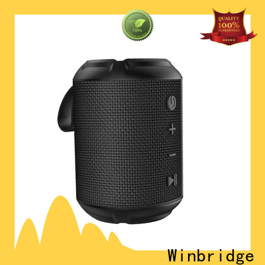 Winbridge bluetooth home speakers supplier for outdoor hiking
