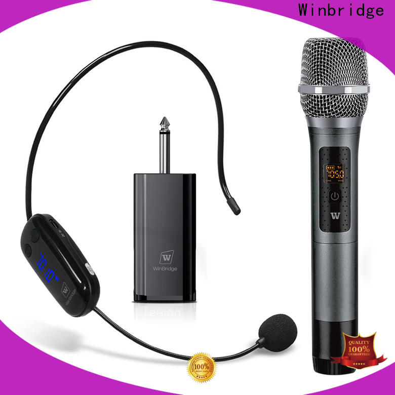 custom wireless microphone system manufacturer for party