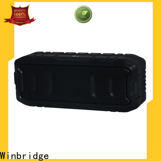 Winbridge best best portable bluetooth speaker factory for party