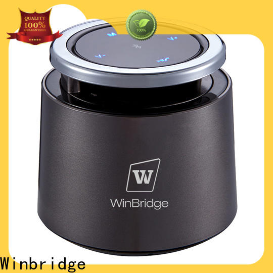 Winbridge wholesale bluetooth speaker box company for riding