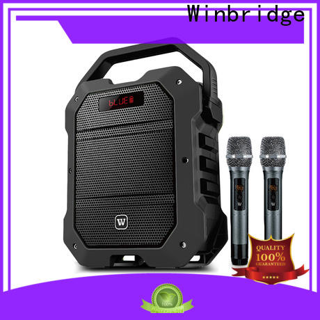 latest bluetooth pa speakers factory for sale