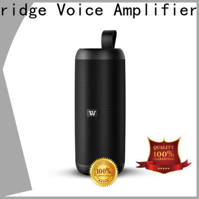 Winbridge best bluetooth speaker company for riding
