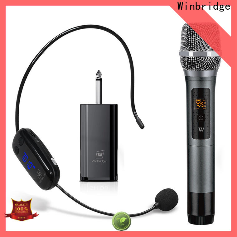headset wireless lapel microphone supply for sale