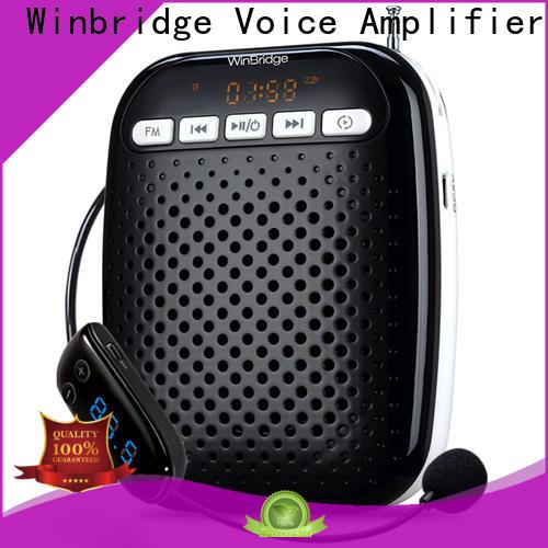 Winbridge mini personal voice amplifier manufacturer wholesale