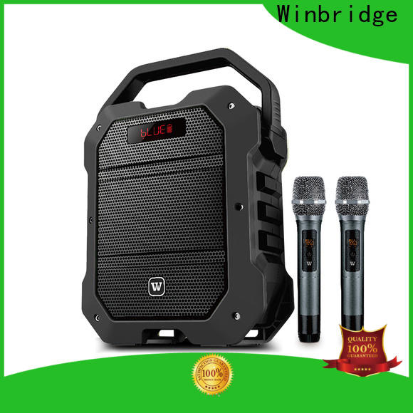 wholesale bluetooth pa speakers company for sale