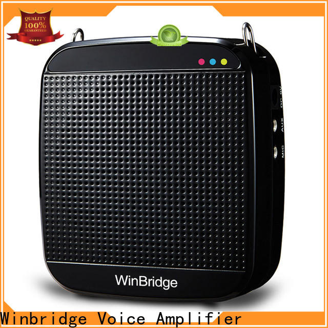 Winbridge watts best voice amplifier manufacturer for sale