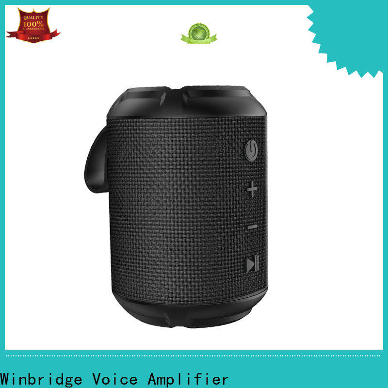 Winbridge best mini bluetooth speaker factory for riding
