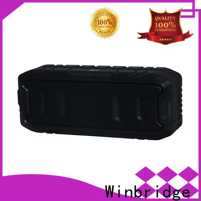 pocket bluetooth speaker box factory for party