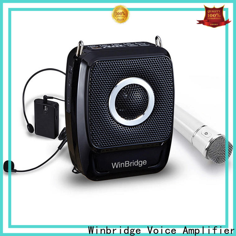 Winbridge best voice amplification devices supplier for sale