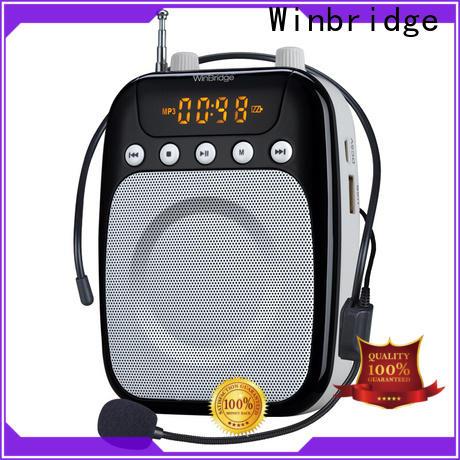 Winbridge voice amplifier wireless for busniess for sale