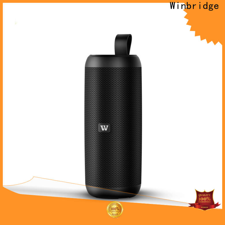 Winbridge wholesale best wireless bluetooth speakers company for cafe