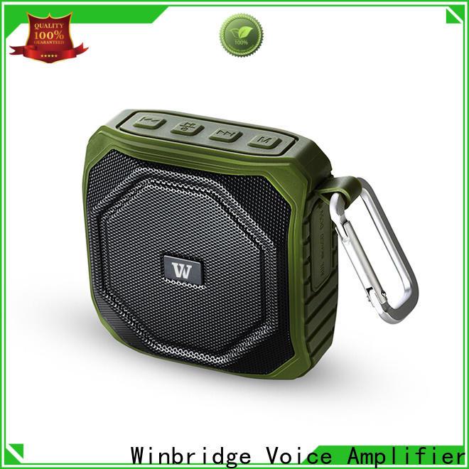 Winbridge new best mini bluetooth speaker for busniess for party