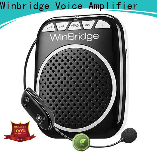 Winbridge winbridge voice amplifier supply for speech