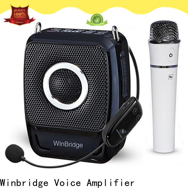 mini best portable voice amplifier for teachers factory for speech