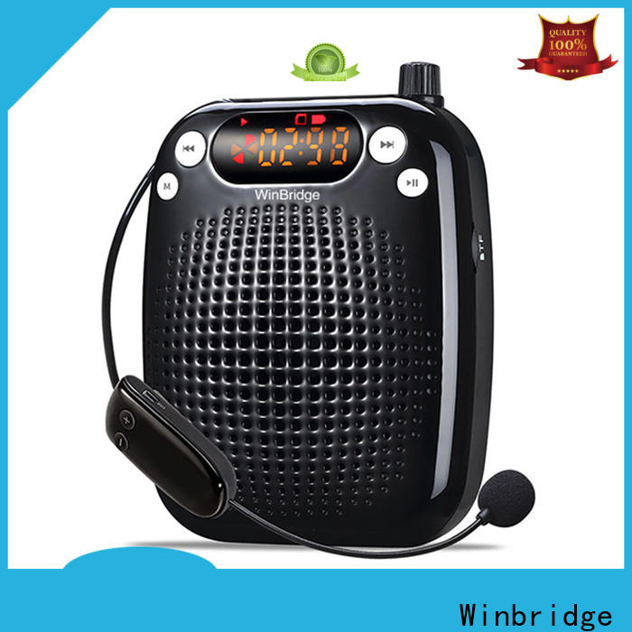 bluetooth best voice amplifier manufacturer for speech