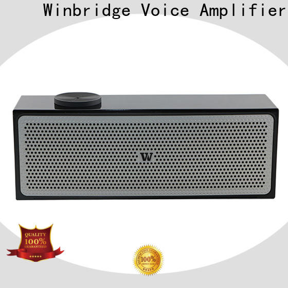 Winbridge best wireless bluetooth speakers supply for cafe