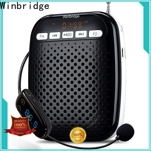best portable voice amplifier with waistband for teacher