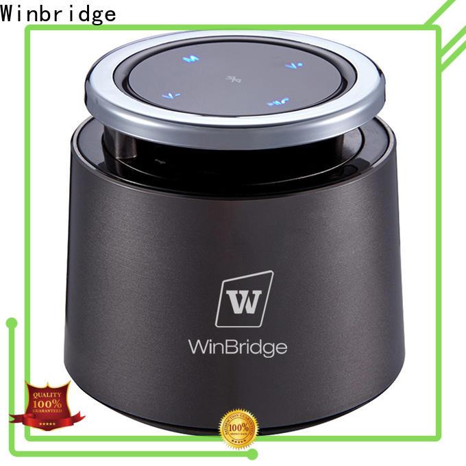 Winbridge subwoofer best mini bluetooth speaker supply for home