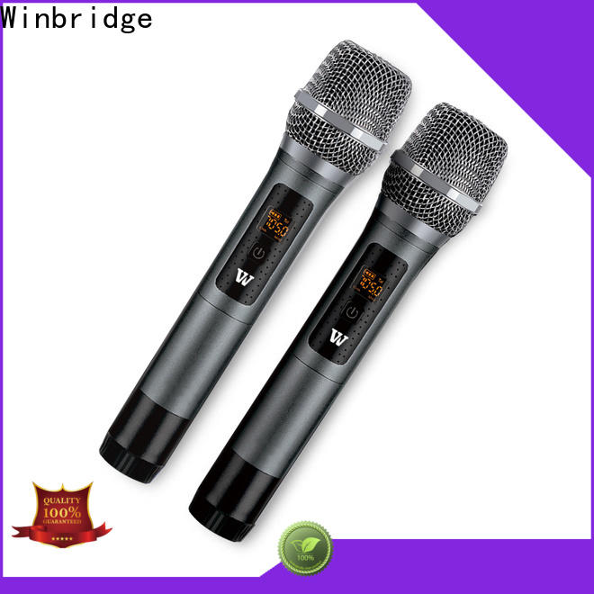 custom wireless mic company for speech