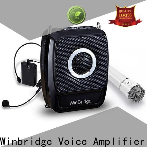Winbridge player best portable voice amplifier for teachers manufacturer wholesale