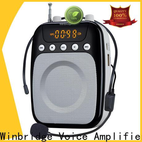 Winbridge voice enhancer company for sale