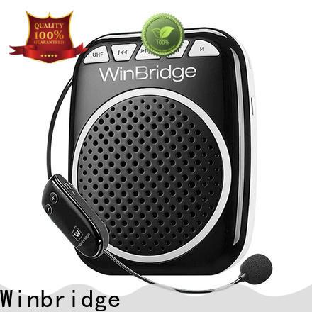 Winbridge wireless voice amplifier for teachers factory for sale