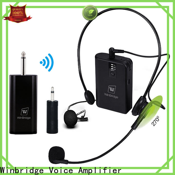 uhf wireless microphone headset factory for party