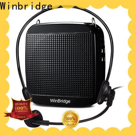 Winbridge latest best voice amplifier manufacturer for sale