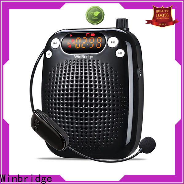 watts rechargeable voice amplifier manufacturer for sale