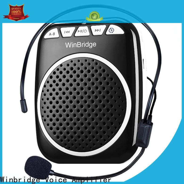 Winbridge voice amplifier for busniess wholesale