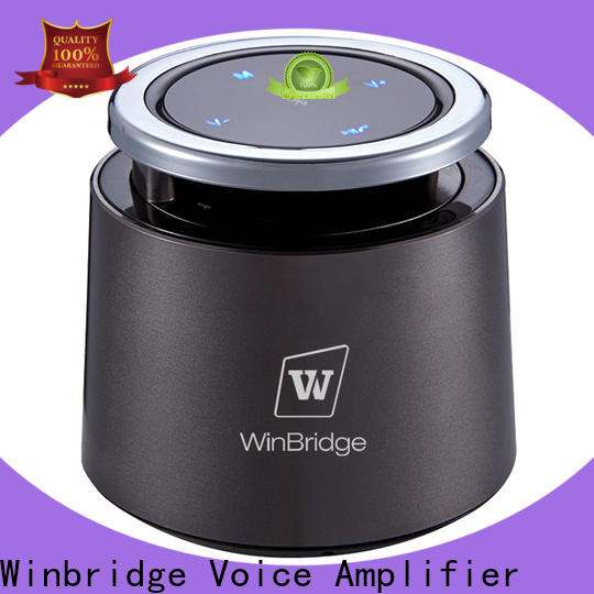 Winbridge wholesale small bluetooth speakers manufacturer for outdoor hiking