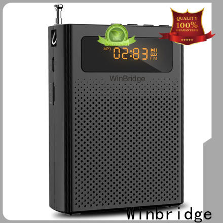 high quality winbridge voice amplifier with waistband for sale