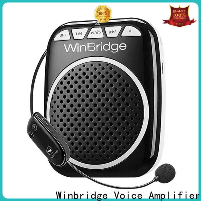 wholesale best portable voice amplifier for teachers factory for sale