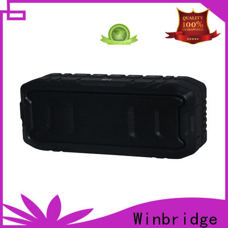 outdoor best portable bluetooth speaker supply for party