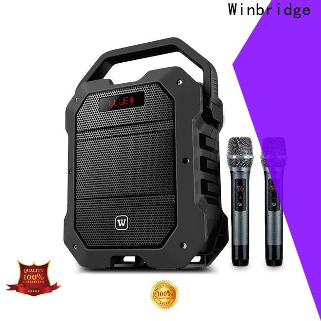 custom best portable pa speakers supply for speech