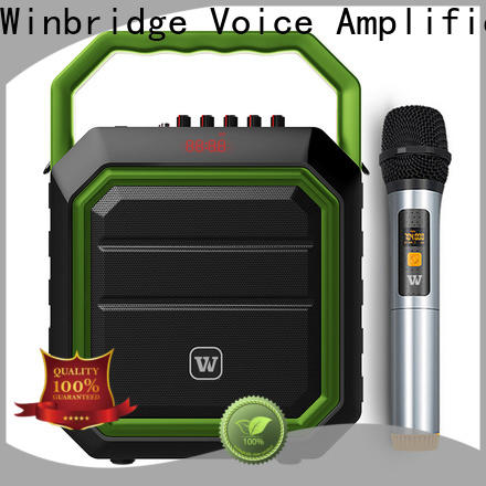 wholesale best portable pa speakers company for speech