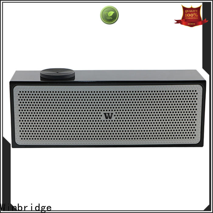 Winbridge pocket best mini bluetooth speaker manufacturer for party