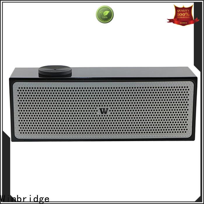 Winbridge pocket best mini bluetooth speaker manufacturer for party