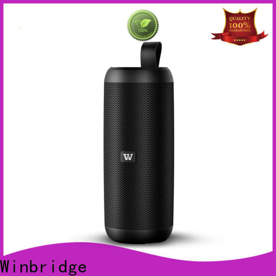 Winbridge latest small bluetooth speakers manufacturer for party