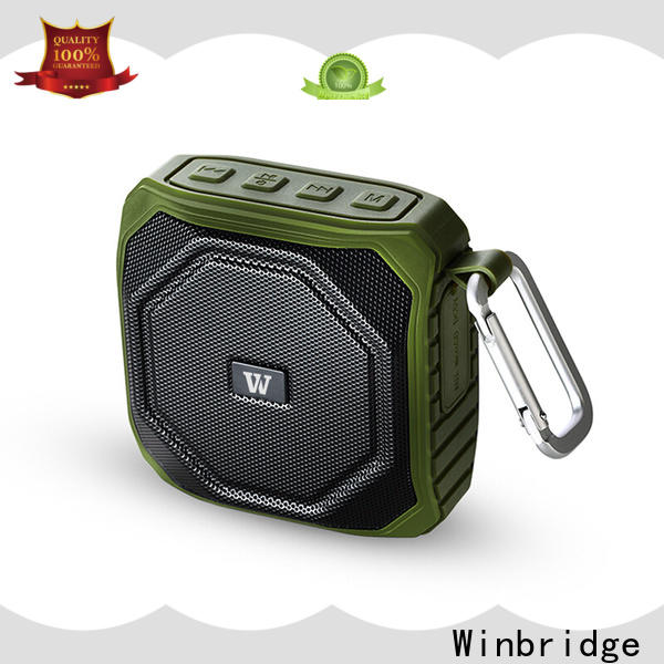 high quality best portable bluetooth speaker supply for cafe