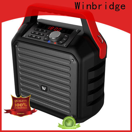 custom best portable pa speakers manufacturers for speech