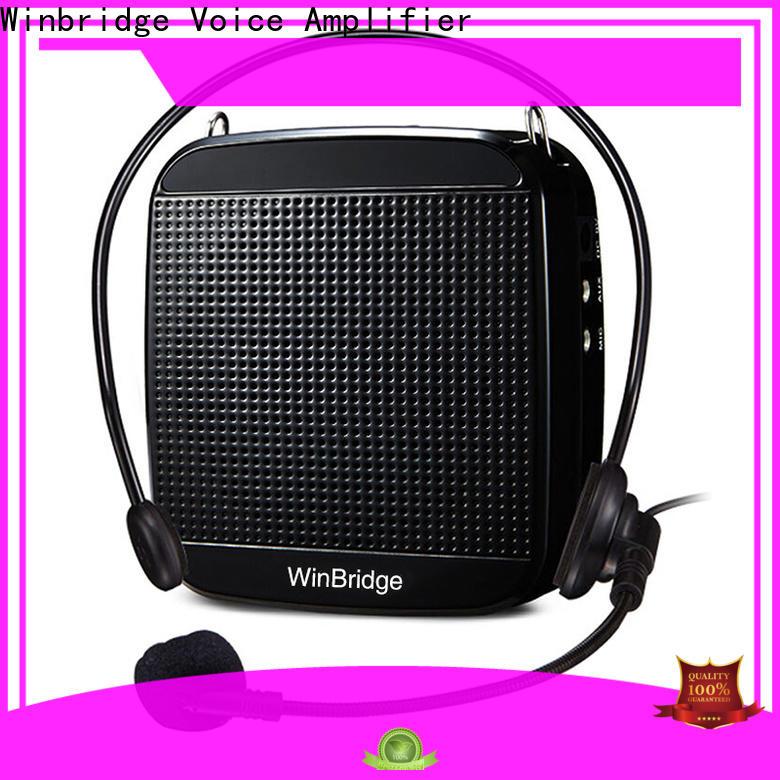 Winbridge winbridge voice amplifier factory for teacher