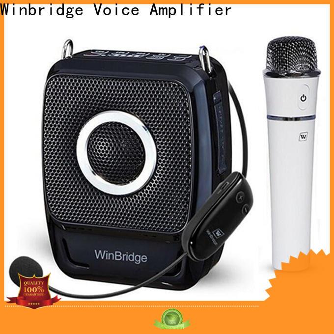 latest wireless voice amplifier for teachers supply for speech