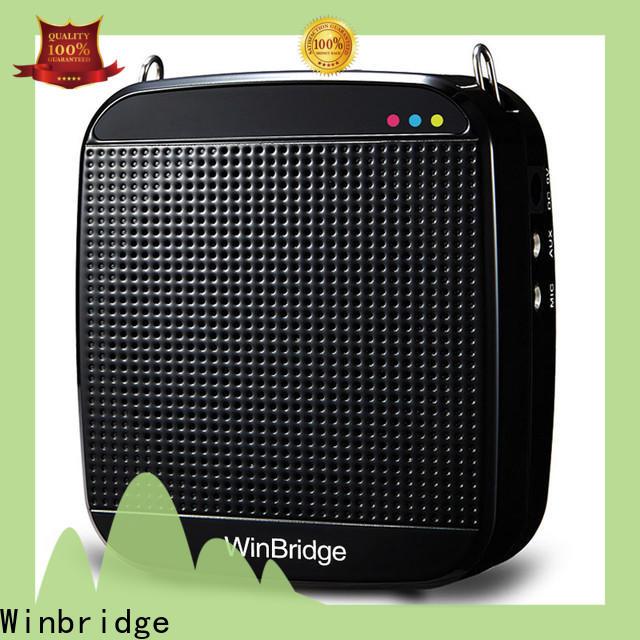 latest rechargeable voice amplifier supplier for sale