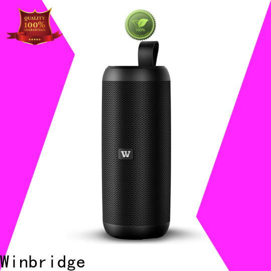 Winbridge custom best wireless bluetooth speakers supplier for riding