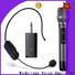 handheld wireless microphone system manufacturer for speech